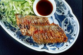 たち魚の韓国風たれ焼き