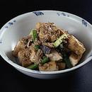 厚揚げの中国風うま煮