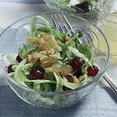 ぶどうとレタスのサラダ