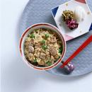 鶏肉入りカレー風味ご飯