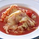 くたくたキャベツのトマトスープ