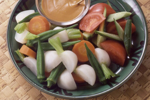 インドネシア風サラダ