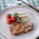 豚ロース肉のエスニック焼き