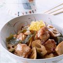 鶏肉とれんこんのうま煮