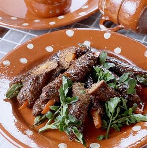 牛ひき肉の野菜巻き