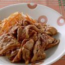 ごま風味の焼き肉