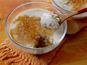 ひき肉入り茶碗蒸し