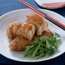 肉巻き豆腐の照り煮