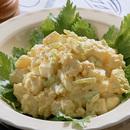 コロコロチーズのカレーポテトサラダ