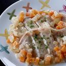 豚肉の野菜ソース煮