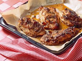 鶏肉のカリカリ焼き