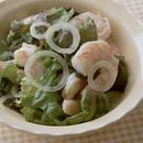 えびのマリネ風サラダ