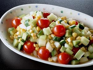 コロコロ野菜の簡単漬け