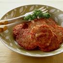 サーモンポテトのフライパン焼き