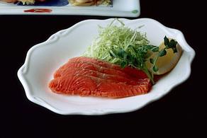 鮭のお手軽くん製