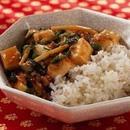 麻婆豆腐(マーボードウフ)丼