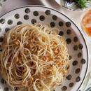 くるみのガーリックスパゲティ