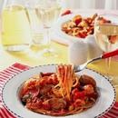 魚介のトマトスパゲティ