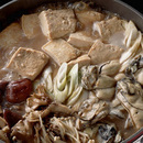 豆腐の土手鍋風
