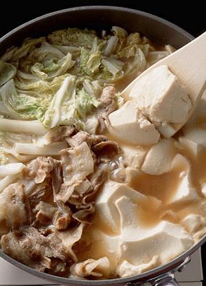 豆腐のあっさり煮