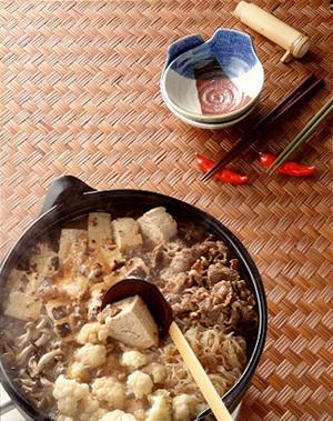 肉 豆腐 レシピ