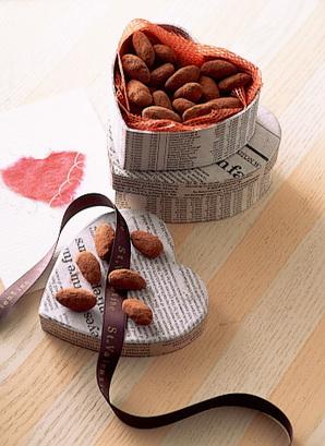 アマンド・キャラメリゼチョコレート