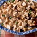 豆腐としいたけのうま煮