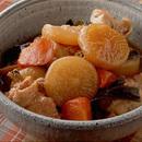 大根と鶏肉のさっぱり煮