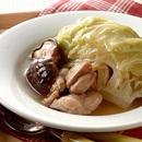 キャベツと鶏肉の柔らか煮