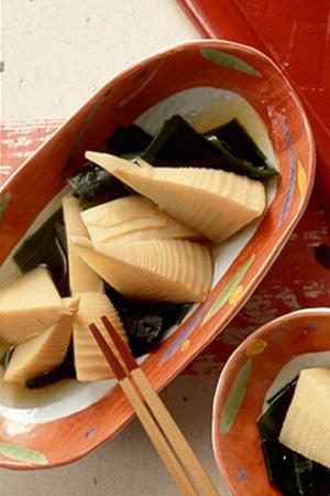 竹の子 わかめ 煮物 人気