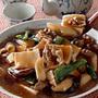 豆腐と野菜のオイスターソース煮