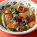 豚肉と野菜スープ煮