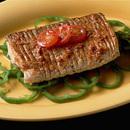 たち魚のソテーガーリック風味