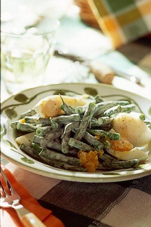 卵といんげんのサラダ