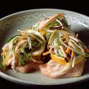 鶏肉と野菜のレモン蒸し
