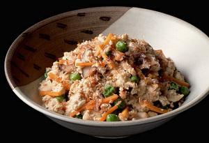 野菜いり豆腐