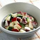 たこときゅうりのサラダ