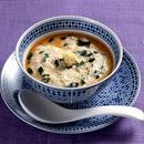 豆腐とわかめの茶碗蒸し