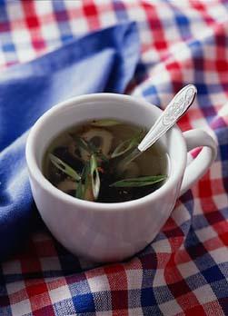 カンタンわかめスープ