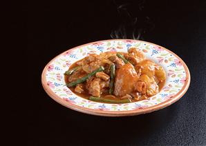 たっぷり野菜のドミグラスソース煮込み