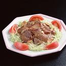 豚ヒレ肉のガーリックソテー