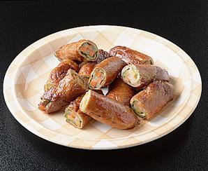 豚肉の三色野菜照り焼き