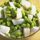 いかと枝豆のサラダ