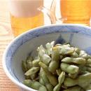 枝豆のしょうゆ煮