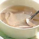 干ししいたけと大根のスープ