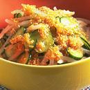 もやしときゅうりの中国風サラダ