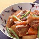 大根と豚肉のべっこう煮