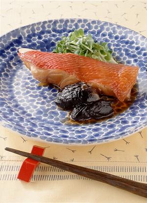 きんめ鯛の煮つけ