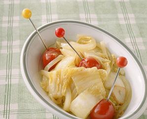 白菜のカレーピクルス