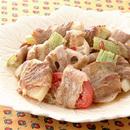 肉巻き野菜のグリル焼き